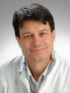 Pascal Zufferey, médecin-chef au service de rhumatologie au CHUV