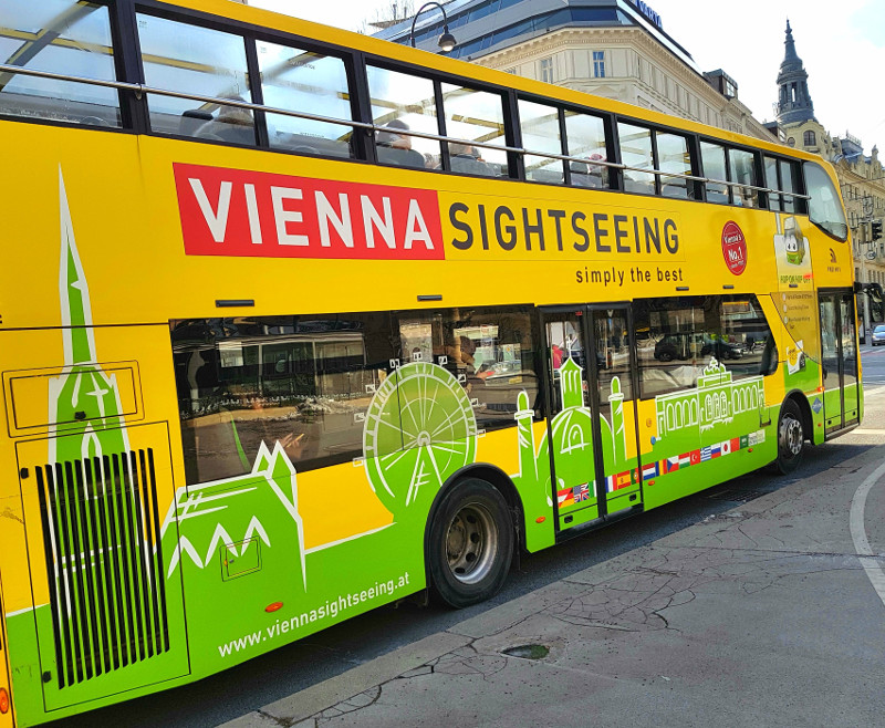 Vienna sightseeing photo claude-yves reymond