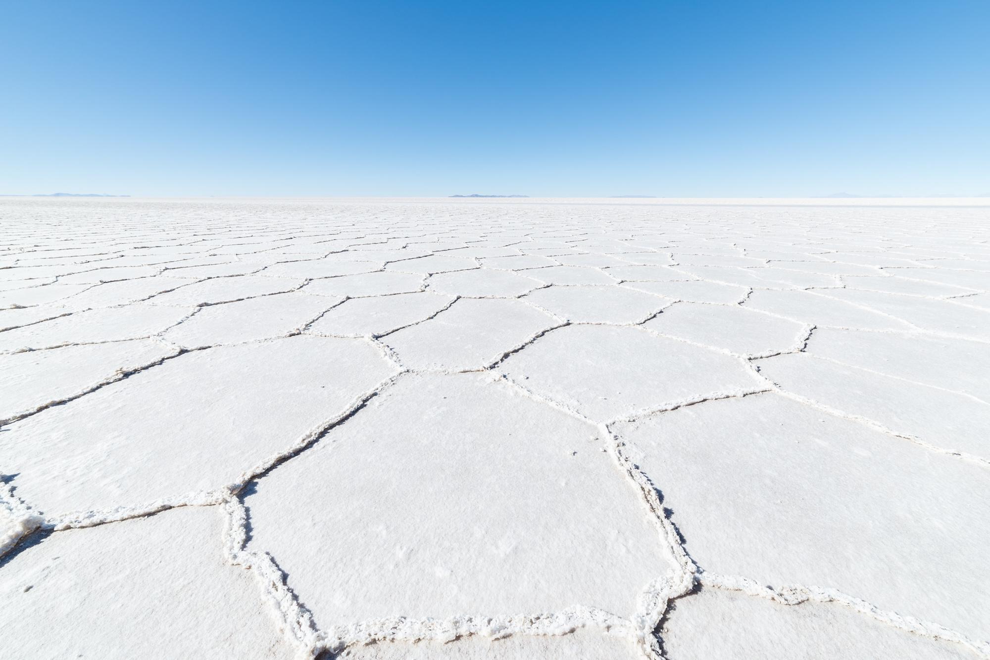 mer de sel